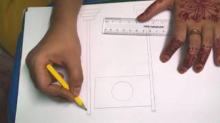 How to draw national flag of Bangladesh (2-Tips) 🙂🙂🙂
