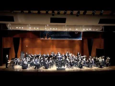 The Winds Of St. Louis - Tainan Winds Festival 2015  - Mario Ciaccio Conductor