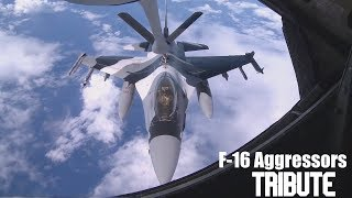 F-16 Aggressors // Tribute