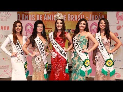 Miss Nikkey Brasil 2015