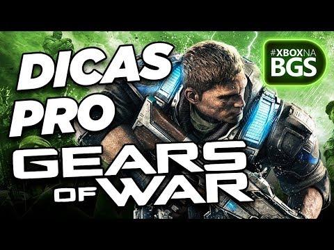 Dicas pra se dar bem em Gears of War 4
