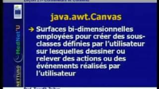 21   Conteneurs et Contenu Formation Java par Prof Zniber Taoufik