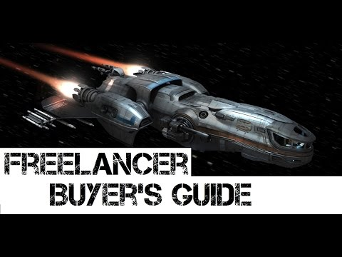 Freelancer Series ✯ Star Citizen Buyer's Guide