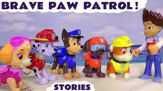 vuclip Paw Patrol Giant Brave Rescue Episodes   Surprise Eggs Cars Accident Peppa Pig & Thomas and Friends