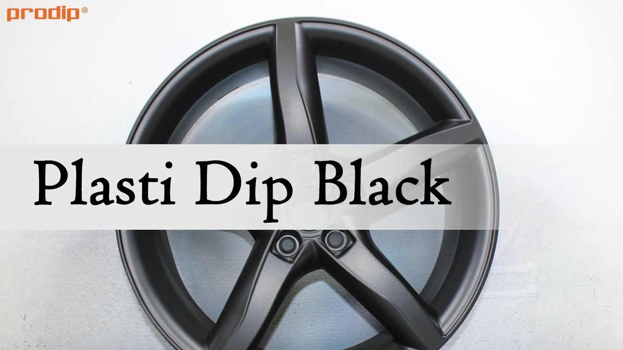 plasti dip black how to dip wheels rims youtube. Black Bedroom Furniture Sets. Home Design Ideas