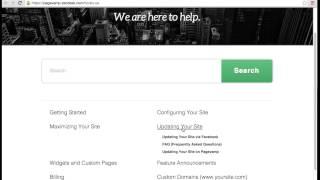 Zendesk Knowledgebase Tutorial