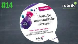 #14  Rubrik C   Badges originaux