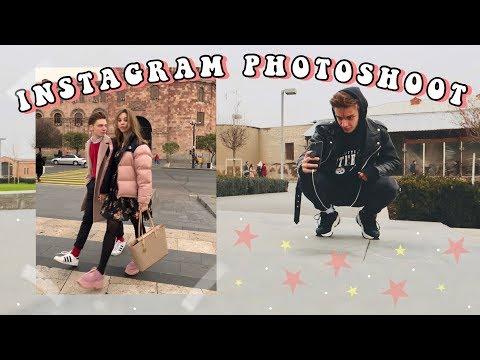 инстаграм фотосессии в Армении