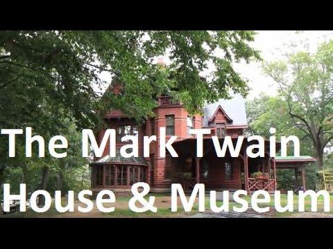 The Mark Twain House & Museum, Hartford, Connecticut, USA - TravelMedi.ie