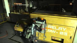 The Division - Subway Morgue: Activate Power Relays &  Substation, Reconnect Circuit Breakers PS4