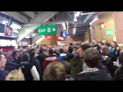 Liverpool fans @ OT immense atmosphere