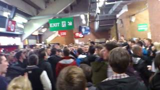 Liverpool fans @ OT immense atmosphere thumbnail
