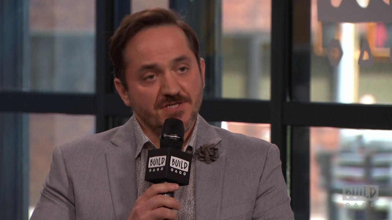 31b218d52ed Ben Falcone On Working With His Wife Melissa McCarthy - YouTube