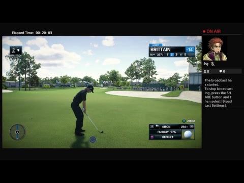 Rory Mcilroy Pga Tour Career Mode Pt 5