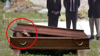 10 Times People Woke Up At Their Own Funeral! (Part 2)