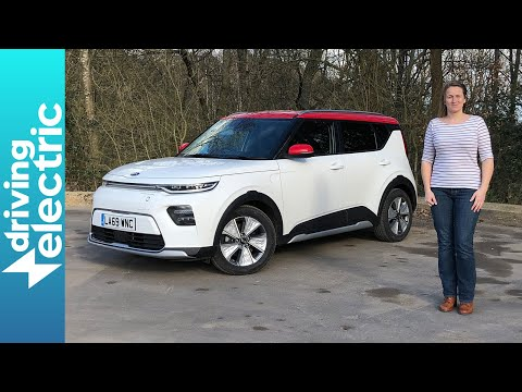 Kia Soul EV review – DrivingElectric