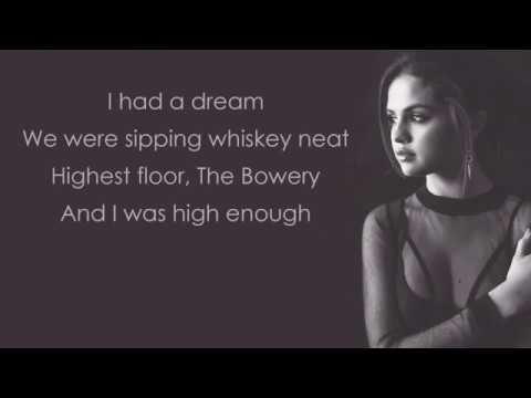 Selena Gomez & Kygo  - It Ain't Me  (Lyrics)