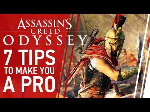 7 Tips To Make You a Pro at Assassin's Creed Odyssey
