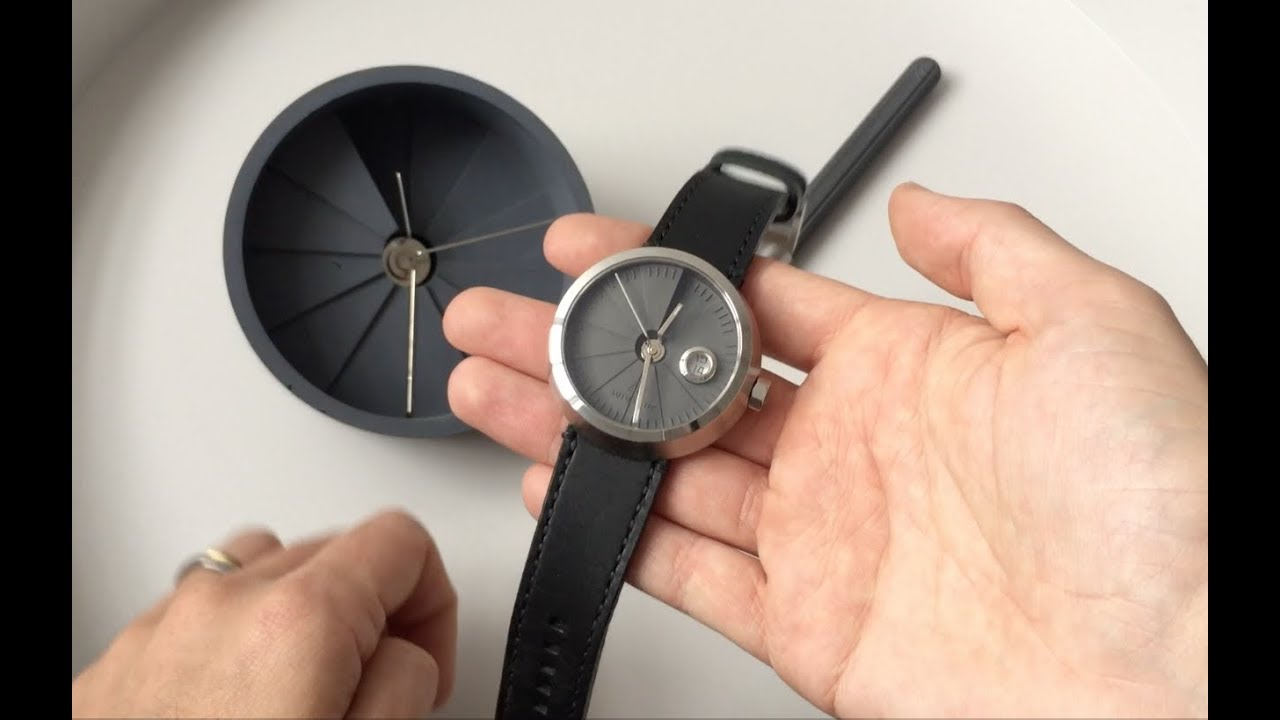 bd54fb73f 22 Design Studio 4D Signature Concrete Watch Review; Plus Table Clock and  Rollerball | Watch It All About