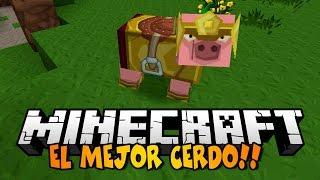 EL MEJOR CERDITO!! - Carrera ÉPICA - Willyrex Y sTaXx - MINECRAFT