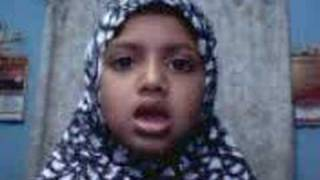 AHMADIYYA KID IN PRAISE OF MUHAMMAD (saw)