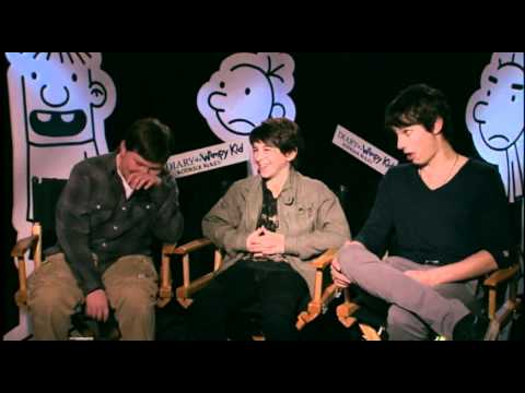 Behind The Scenes Stories Of Diary Of A Wimpy Kid Rodrick Rules Youtube