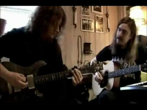 Opeth - Acoustic/Electric Guitar Parts from Watershed DVD