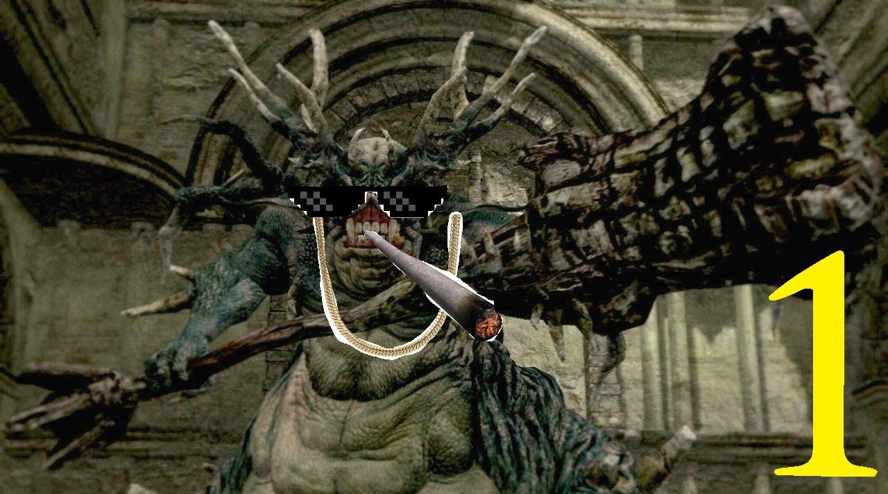Dark Scrubs Assylum Demon 1