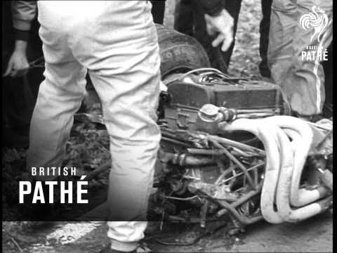 James Grace Car Crash Body