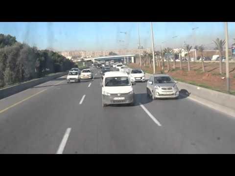 Algiers traffic