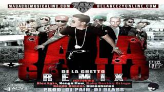 Jala Gatillo (Official Remix) - De La Ghetto Ft Alex Kyza, Nengo Flow, Baby Rasta & Gringo & Varios