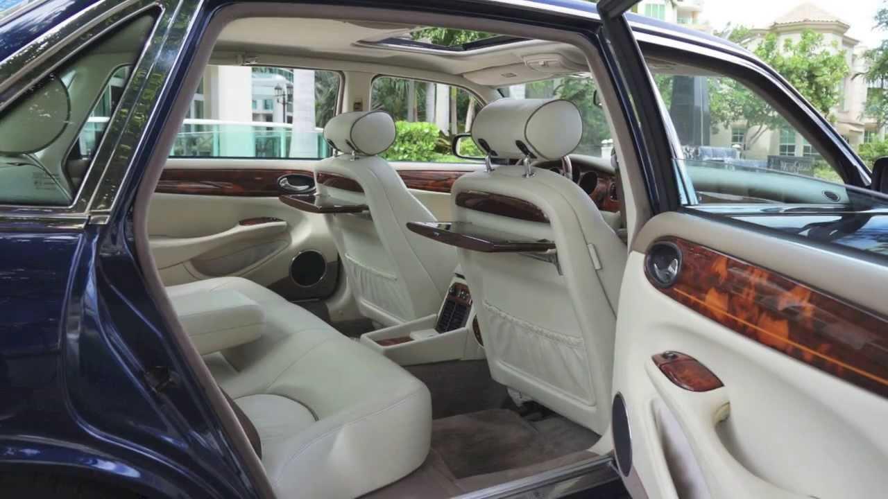1998 Jaguar XJ8 Vanden Plas  YouTube