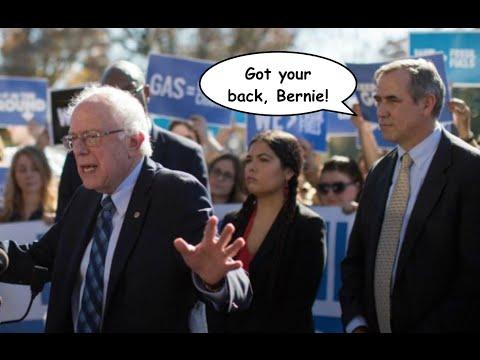 Why Senator Jeff Merkley's Endorsement of Bernie Sanders is YUGE!