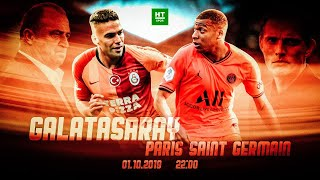Galatasaray - PSG maçı CANLI YAYIN