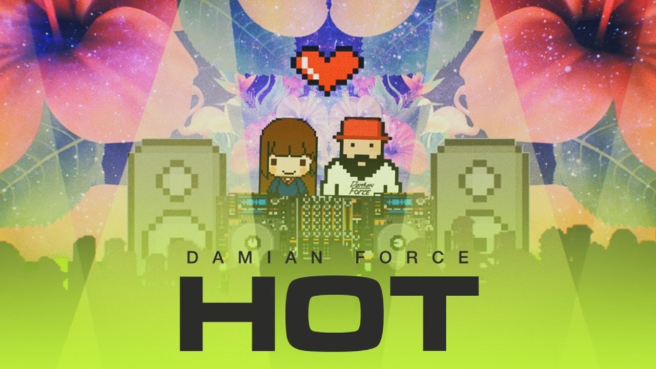 Damian Force — Hot | Official Audio