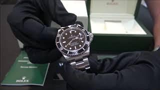 Rolex Submariner Date 16610 Steel Serial M   WatchesGMT (English)