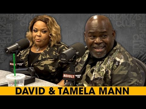 David and Tamela Mann Discuss Their Book Us Against The World + More