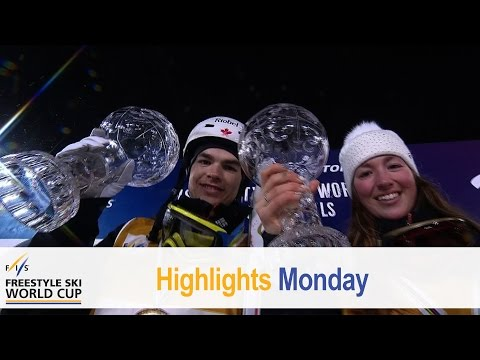 Canadian Dynasty Went On In Moscow | FIS Freestyle Skiing