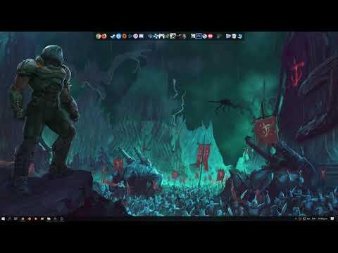 Argent D Nur Revenge Doom Slayer Doom Eternal Wallpaper