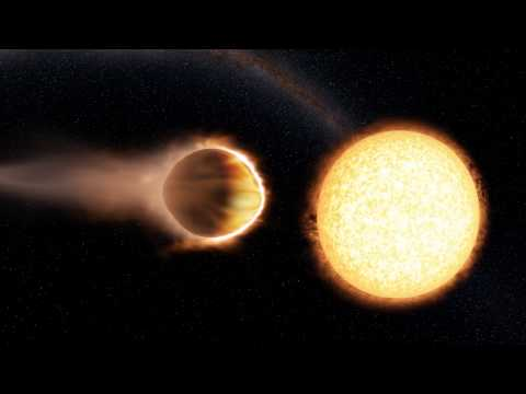 NASA's space telescope Hubble spots an exoplanet, WASP-121b,  with a radiating water atmosphere - IBTimes India