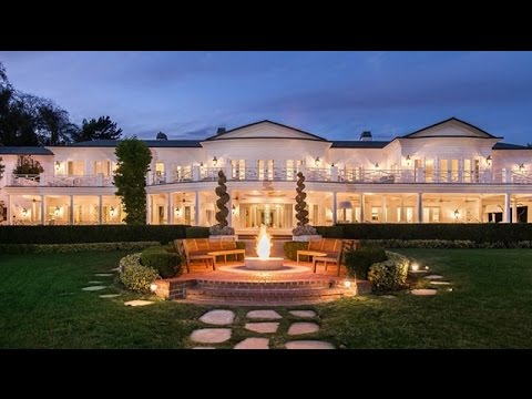85 Million Max Azria S Luxury Residence In Los Angeles Mansion