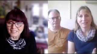 Kronvirusa intervjuo kun Bertilo, Birke kaj Gitta