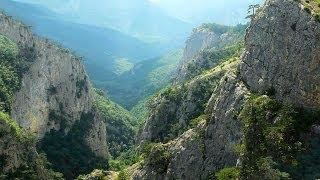 Большой Каньон Крыма.(Небольшая зарисовка о природе горного Крыма. A short video about the nature of the mountain Crimea., 2014-03-25T18:19:07.000Z)