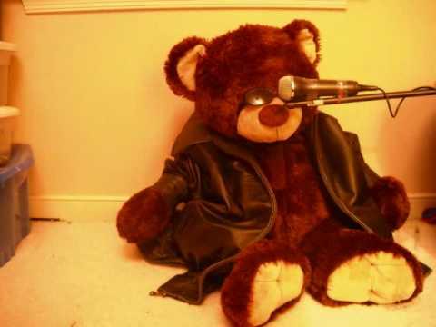 muse teddy bear music video