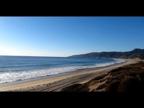Malibu Beach California [HQ] - worlds best beaches #1