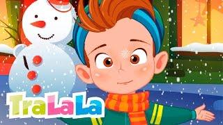 Ninge de sarbatori - Cantece de iarna pentru copii TraLaLa