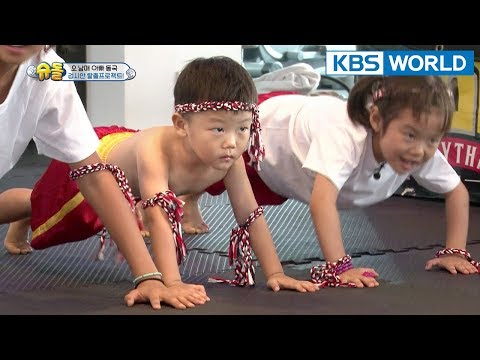 The Return of Superman | 슈퍼맨이 돌아왔다 - Ep.217 : The Road to Yo