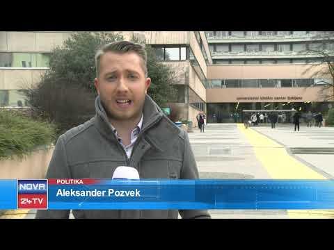 [Prispevek Slovenija] 31.1.2018 Nova24TV: Nepravilnost v UKC Ljubljana