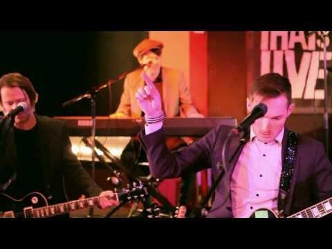 The Feeling - Sewn (live @ BNN That's Live - 3FM)