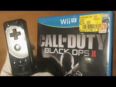 """TRANZIT w/ WII REMOTE! """"Black Ops 2 Zombies"""" Wii U Gameplay"""
